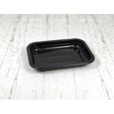 Контейнер черный под запайку PET 566 166*120*20 мм