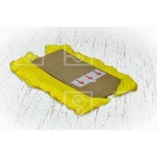 Сетка Венус 42 см желтая/4000 м (40х100 )